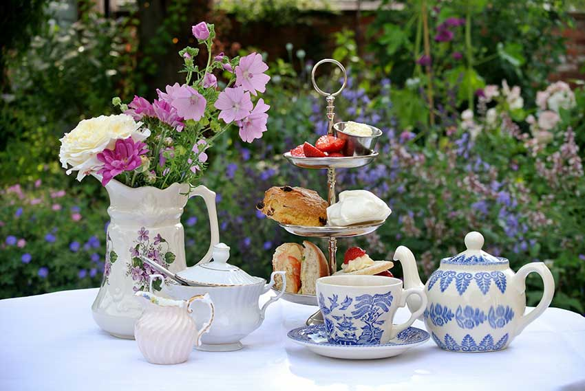 a history of afternoon tea