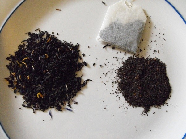 Why Is Loose Leaf Tea Better Than Teabags